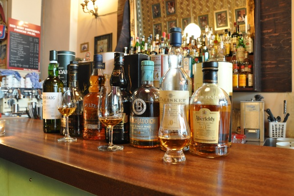 Whisky Tasting in Halle