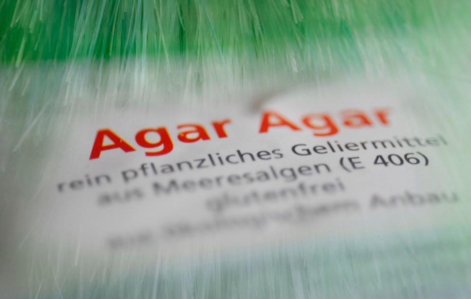 Agar Agar E406
