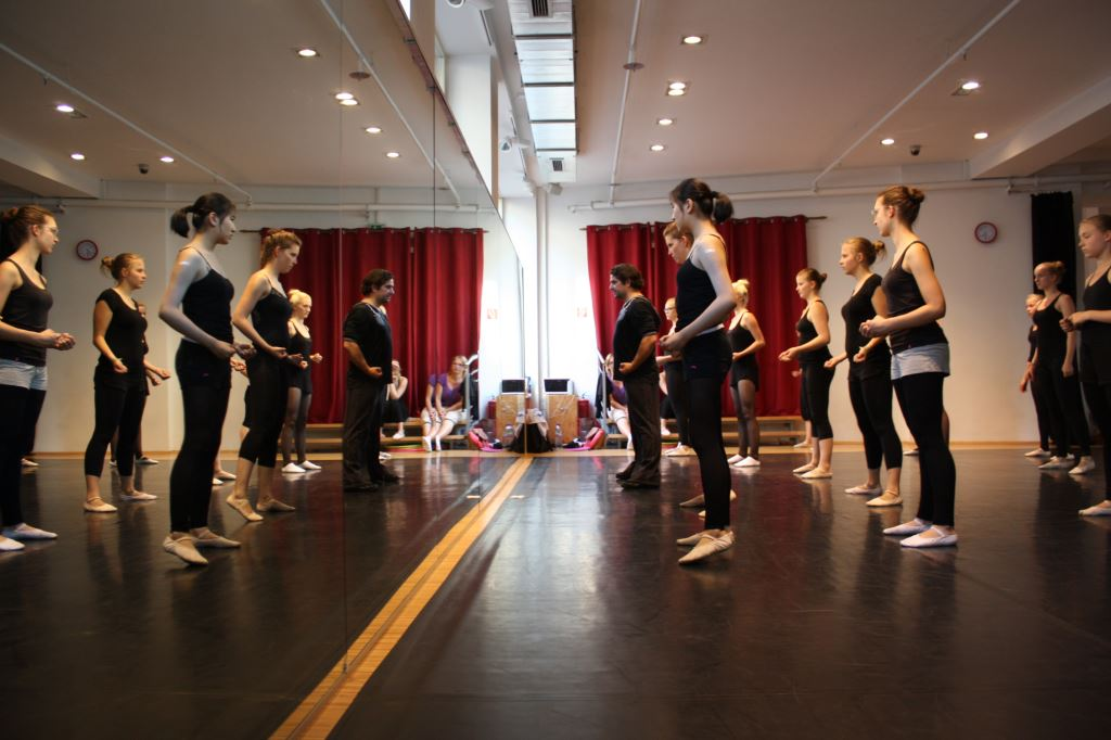 Filmmusiktage-Tanzworkshop WestSideMoves 2, Foto IAMA