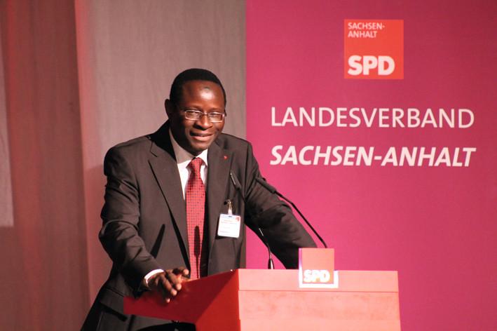 Interview mit Dr. Karamba Diaby MdB