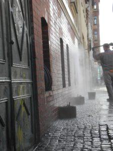 Reinflex Graffitientfernung das Kärchern