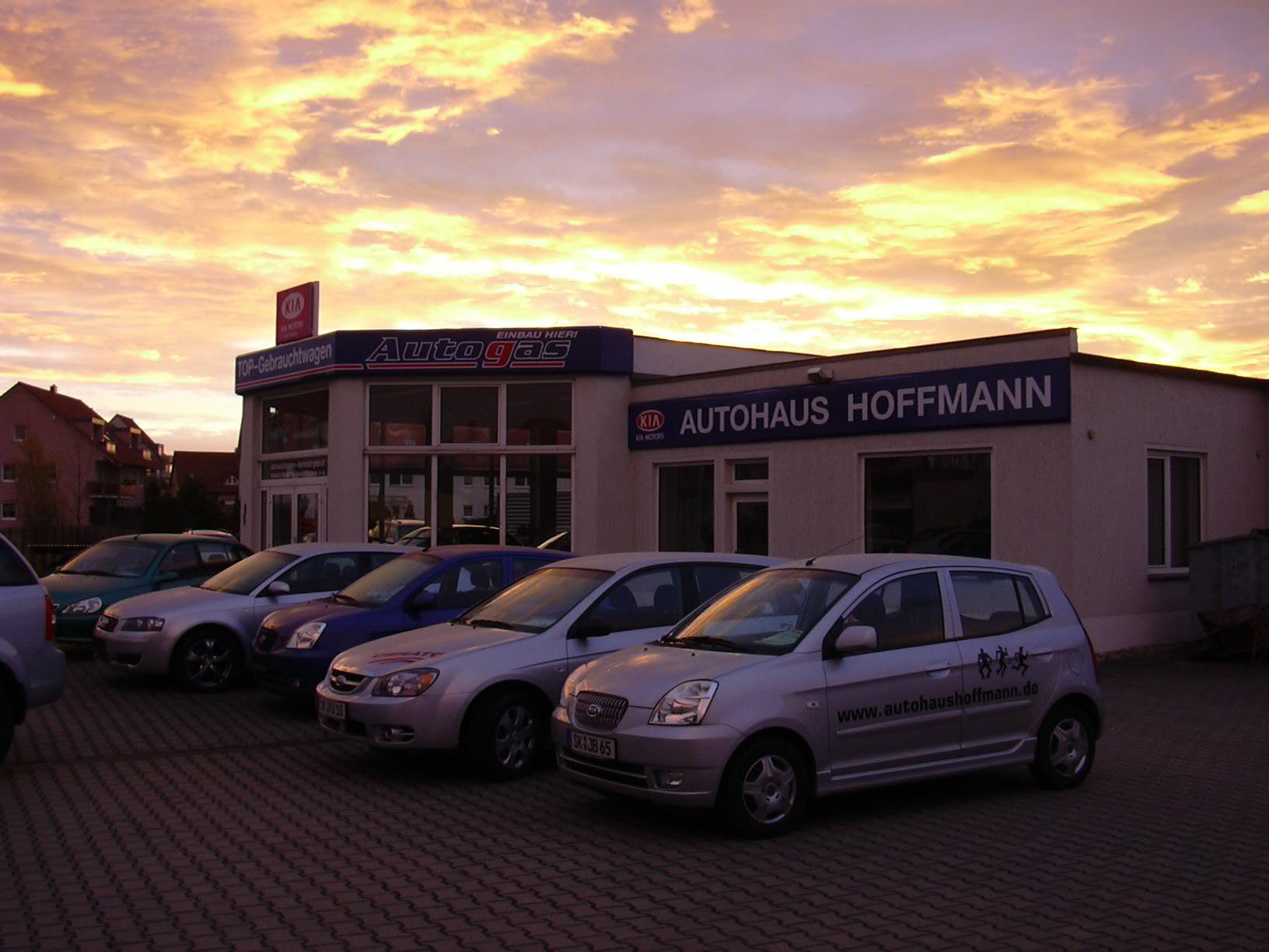 Autohaus Hoffmann in Zwintschöna