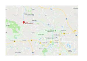 Filiale in Halle. Foto: google Maps