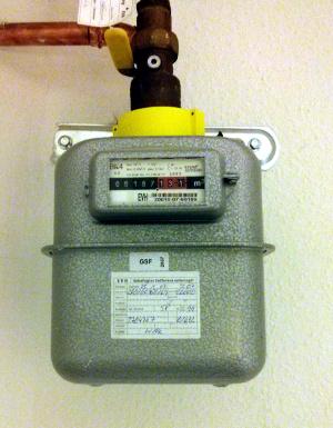 Gaspreise in Halle