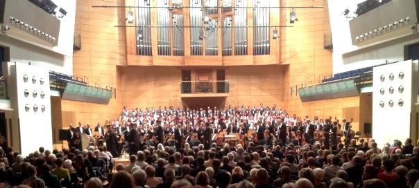 Sinfoniekonzert der Staatskapelle Halle